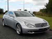 2008 MERCEDES-BENZ CLS CLASS 3.0 CLS320 CDI 4d AUTO 222 BHP £9490.00