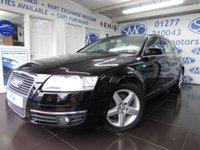 2007 AUDI A6 2.0 TDI S LINE 5d AUTO 140 BHP £5895.00