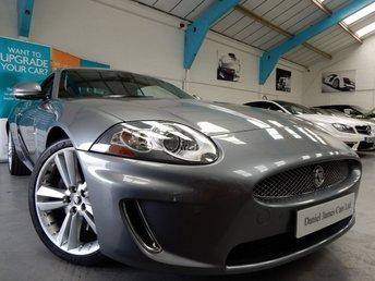 2011 JAGUAR XK 5.0 XK PORTFOLIO 2d AUTO 385 BHP £28990.00