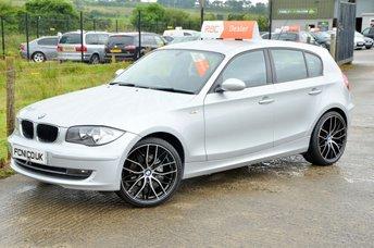 2007 BMW 1 SERIES 118D SE 5DR ***LOW MILES*** £6000.00