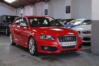 2009 AUDI S3 2.0 TFSI QUATTRO 5d 261 BHP SPORTBACK £13995.00