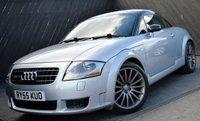 2006 AUDI TT 1.8 QUATTRO SPORT COUPE 6-SPEED 236 BHP £8990.00