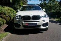 USED 2014 63 BMW X5 3.0 XDRIVE30D M SPORT 5d AUTO 255 BHP