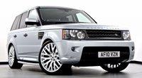 2010 LAND ROVER RANGE ROVER SPORT 3.0 TD V6 HSE 5dr Auto £24995.00
