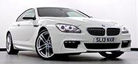 2013 BMW 6 SERIES 3.0 640d M Sport 2dr Auto  £30995.00
