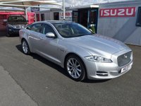 USED 2012 JAGUAR XJ 3.0 D V6 LUXURY 4d AUTO 275 BHP * 8 speed auto * Best Colour & Interior Combination * Reverse Camera * Bluetooth * Heated Electric Seats *