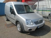 2012 FORD TRANSIT CONNECT 230 LWB High roof LIMITED 110PS *AIR CON**ONLY 45k* £7250.00