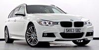 2013 BMW 3 SERIES 2.0 320d M Sport Touring xDrive 5dr (start/stop) £20995.00