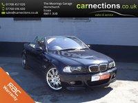 2001 BMW M3 3.2 M3 2d 338 BHP £6495.00
