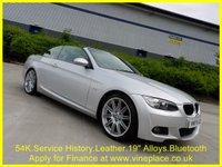 2009 BMW 3 SERIES 2.0 320I M SPORT 2d 168 BHP £11000.00