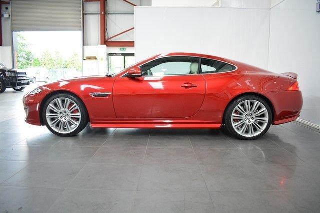 2012 12 JAGUAR XK 5.0 XKR 2d AUTO 510 BHP