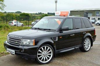 2006 LAND ROVER RANGE ROVER SPORT 2.7 TDV6 SE 5d AUTO 188 BHP ***CHEAPER TAX BRACKET*** £12500.00