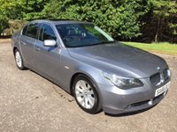 2006 BMW 5 SERIES 2.0 520D SE 4d 161 BHP AUTO £4999.00