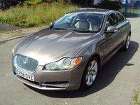 2009 JAGUAR XF 3.0 LUXURY V6 4d AUTO 238BHP £8490.00