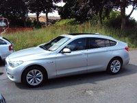 2013 BMW 5 SERIES GRAN TURISMO 2.0 520D SE GT 5d AUTO 181BHP £19790.00