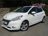 2012 PEUGEOT 208 1.6 ALLURE E-HDI 5d 92 BHP £7495.00