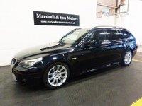 2008 BMW 5 SERIES 3.0 530D M SPORT TOURING 5d 232 BHP £7799.00