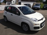 USED 2012 12 FIAT PANDA 1.2 POP 5d 69 BHP PRICE INCLUDES A 6 MONTH RAC WARRANTY, 1 YEARS MOT AND A OIL & FILTERS SERVICE AND 12 MONTHS FREE BREAKDOWN COVER.