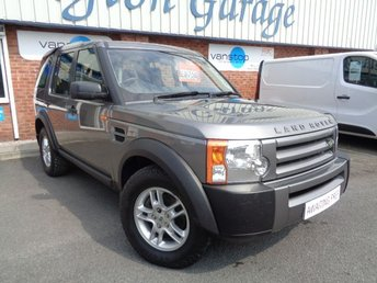 2007 LAND ROVER DISCOVERY 2.7 3 TDV6 GS 5d 188 BHP + 7 SEATS £8695.00