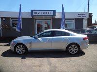 2010 JAGUAR XF 3.0 V6 LUXURY 4d AUTO 240 BHP £SOLD