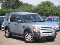 2006 LAND ROVER DISCOVERY 2.7 3 TDV6 SE 5d AUTO 188 BHP £8995.00