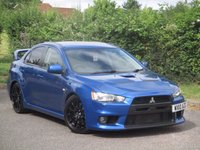 2010 MITSUBISHI LANCER 2.0 EVOLUTION X GSR SST FQ330 4d AUTO 330 BHP £18995.00