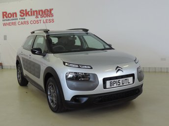 2015 CITROEN C4 CACTUS 1.6 BLUEHDI FEEL 5d 98 BHP £9999.00