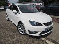 2014 SEAT IBIZA 1.2 TSI FR 3d 104 BHP £8490.00