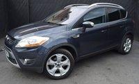 2010 FORD KUGA 2.5 TITANIUM AWD AUTO 5d 198 BHP £9990.00