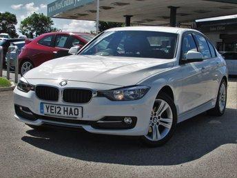 2012 BMW 3 SERIES 2.0 320D SPORT 4d 184 BHP £14000.00