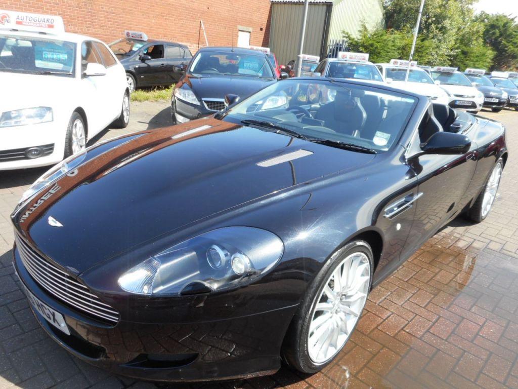 Aston Martin Db V Volante - Cheapest aston martin