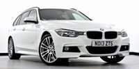 2013 BMW 3 SERIES 2.0 320d BluePerformance M Sport Touring 5dr Auto £19995.00