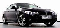 2013 BMW 4 SERIES 2.0 420d M Sport xDrive 2dr Auto £23750.00