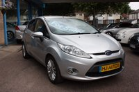 USED 2009 58 FORD FIESTA 1.4 Titanium 5dr Excellent Finance Rates.... BUY from 4.5% + Buy Now Pay Later Deals.... Ask for Details