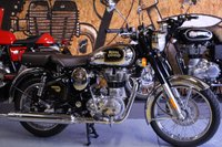 2018 ROYAL ENFIELD CLASSIC CHROME 500 EFI ABS £4699.00