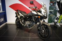 USED 2016 SUZUKI V-STROM 650 SILVER, BRAND NEW PRE-REGISTERED!***