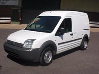 2008 FORD TRANSIT CONNECT 90T 230L 1.8TDCi LWB VAN £4995.00
