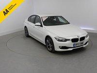 2012 BMW 3 SERIES 2.0 320D EFFICIENTDYNAMICS 4d AUTO 161 BHP £12750.00