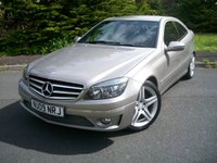 USED 2009 09 MERCEDES-BENZ CLC CLASS 1.8 CLC200 KOMPRESSOR SPORT 3d AUTO 184 BHP Beautiful Example, JUST 35,000 Miles From New with Full Service History. Highly Specified, Outstanding Value For Money!!!