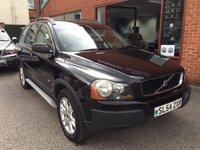 2004 VOLVO XC90 2.4 D5 SE 5d AUTO 161 BHP £6995.00