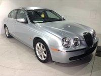 2007 JAGUAR S-TYPE 3.0 XS V6 4d AUTO 240 BHP £6000.00
