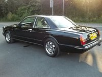 USED 1993 K BENTLEY CONTINENTAL 6.8  4d AUTO A GREAT CLASSIC MARQUE - HEATED LEATHER SEATS