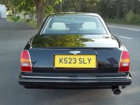 USED 1993 K BENTLEY CONTINENTAL R 6.8 AUTO A GREAT CLASSIC MARQUE - HEATED LEATHER SEATS