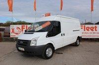 2011 FORD TRANSIT 2.4 350 SHR 1d 115 BHP £6950.00