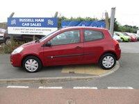 2010 RENAULT CLIO 1.1 EXTREME 3d 74 BHP £2995.00