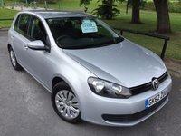 2012 VOLKSWAGEN GOLF 1.2 S TSI 5d 103 BHP £6740.00