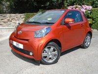 2012 TOYOTA IQ 1.0 VVT-I IQ2 3d 68 BHP £5495.00
