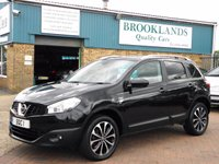 2012 NISSAN QASHQAI 1.6 N-TEC PLUS IS DCIS/S 5d 130 BHP £SOLD