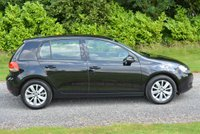 2012 VOLKSWAGEN GOLF 1.6 MATCH TDI BLUEMOTION TECHNOLOGY 5d 103 BHP £7695.00
