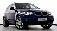 2013 BMW X5 3.0 30d M Sport xDrive 5dr Auto (start/stop) [7 Seats] £27995.00